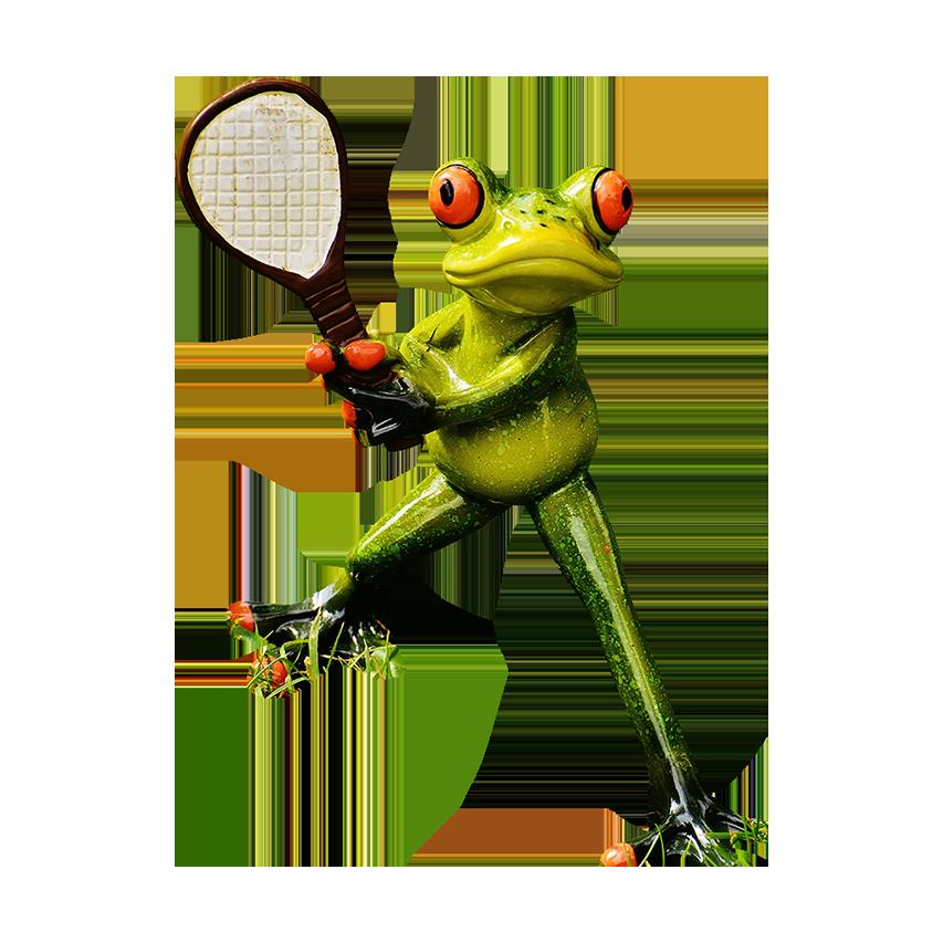 Tennisplatzbau Fruehjahrsinstandsetzung